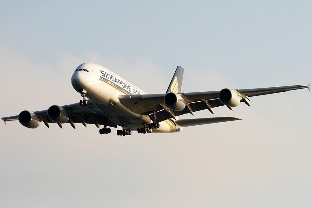Singapore Airlines è la migliore compagnia aerea del mondo